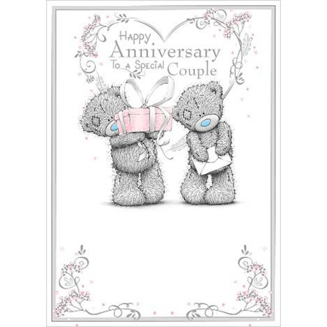 Anniversary Couple Me To You Bear Card  £1.79