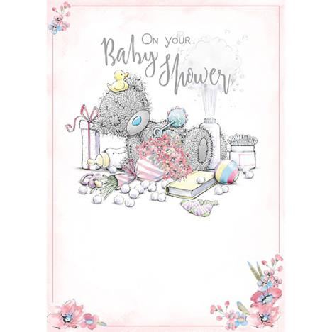 On Your Baby Shower Me To You Bear Card  £1.79