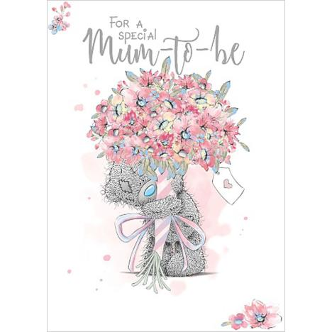 Mum To Be Me To You Bear Card  £1.79
