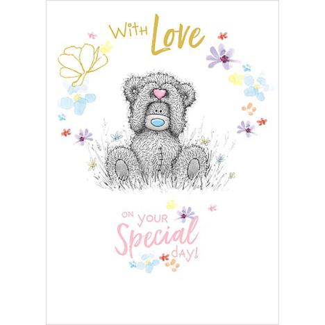 On Your Special Day Me to You Bear Birthday Card  £1.79