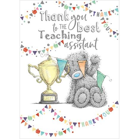 Thank You Teaching Assistant Me to You Bear Card  £1.69