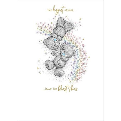 Bears Laying In Flowers Me to You Bear Card  £1.79