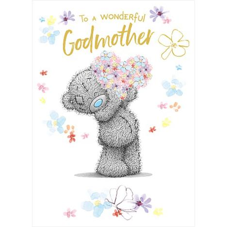 Wonderful Godmother Me to You Bear Birthday Card  £1.79