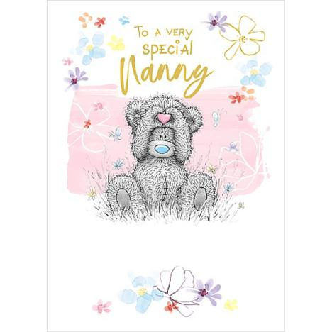 Nanny Me to You Bear Birthday Card  £1.79