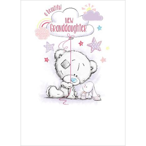 New Baby Granddaughter Me To You Bear Card  £1.79