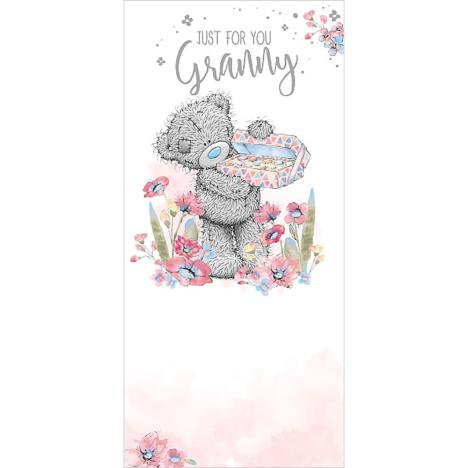 Granny Holding Chocolates Me To You Bear Birthday Card  £1.89