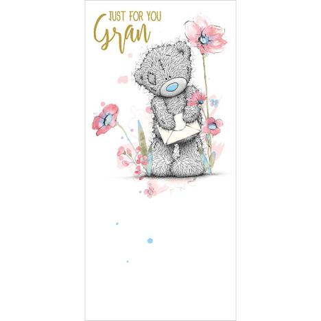 Just For You Gran Me To You Bear Birthday Card  £1.89