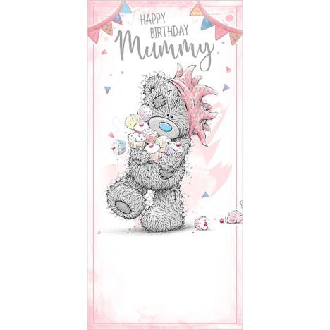 Holding Cupcakes Mummy Me To You Bear Birthday Card  £1.89
