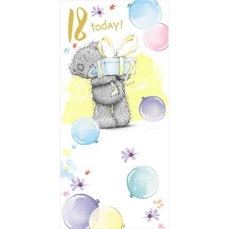 18 Today Me to You Bear 18th Birthday Card  £1.89