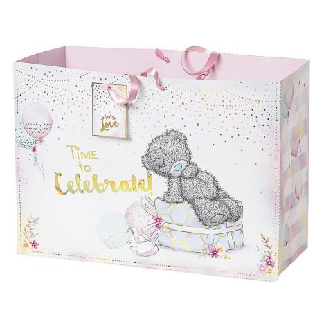 Time To Celebrate Extra Large Me to You Bear Gift Bag  £4.00