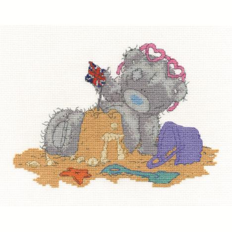 On Holiday Me to You Bear Cross Stitch Kit  £16.99