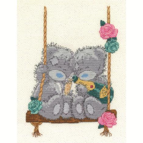Let's Celebrate Me to You Bear Cross Stitch Kit  £16.99