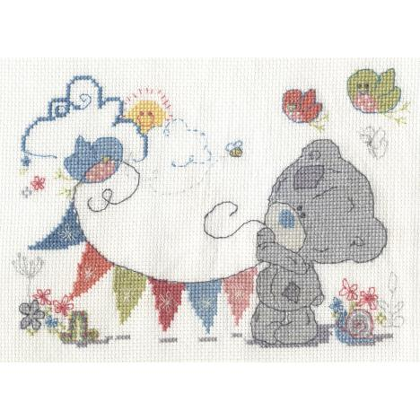 Fun In The Sun Me to You Bear Cross Stitch Kit  £20.99