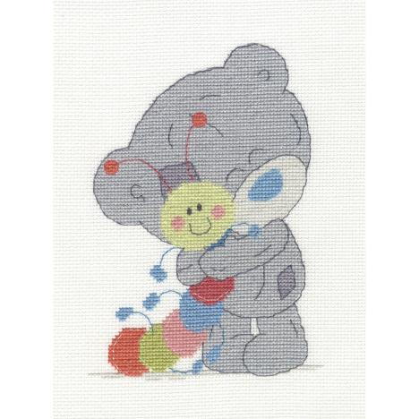 My Friend Mr Caterpillar Me to You Bear Cross Stitch Kit  £16.99