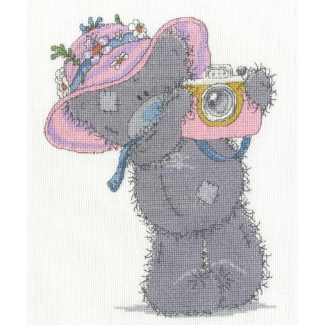 Snapshots In The Sun Me to You Bear Cross Stitch Kit  £26.99
