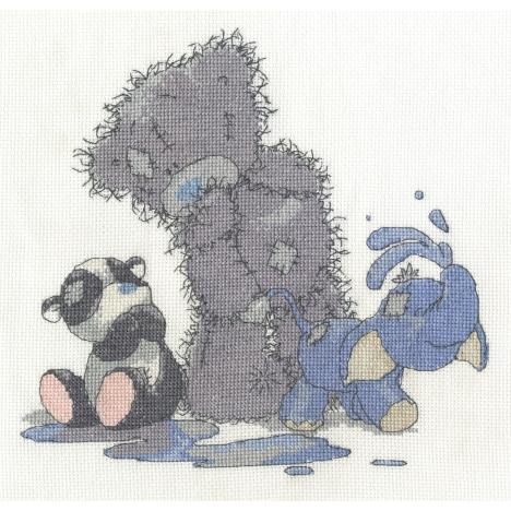 Making A Splash Me to You Bear Cross Stitch Kit  £26.99
