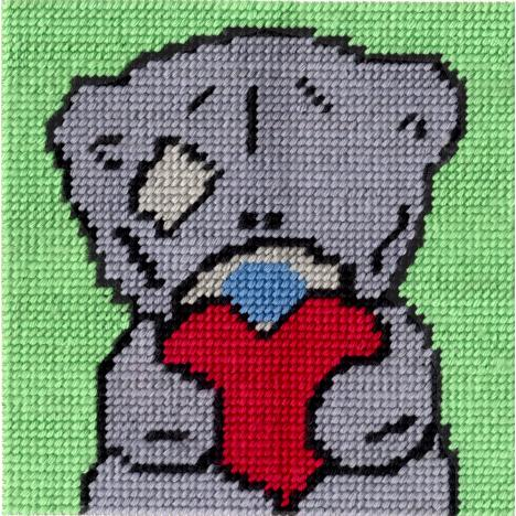 Big Heart Me to You Bear Tapestry Kit  £14.50