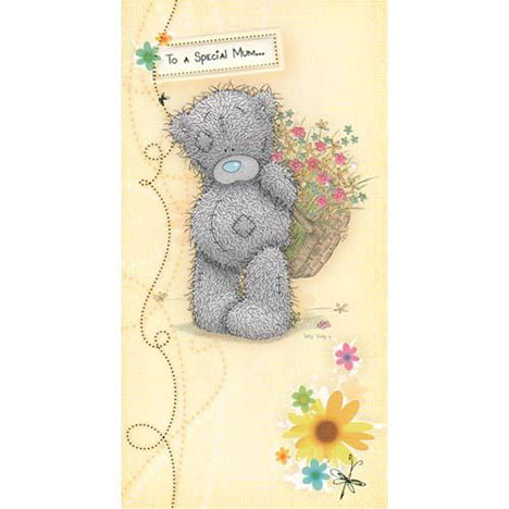 Special Mum Easter Me to You Bear Card  £2.10