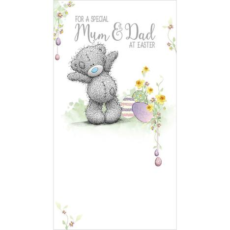 Special Mum & Dad Me to You Bear Easter Card  £1.89