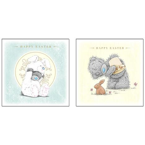 Happy Easter Me to You Bear Easter Card Pack of 6  £2.49