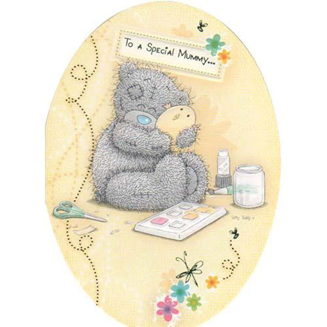 Special Mummy Easter Me to You Bear Card  £1.80
