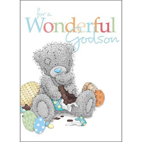 Godson Me to You Bear Easter Card  £1.69