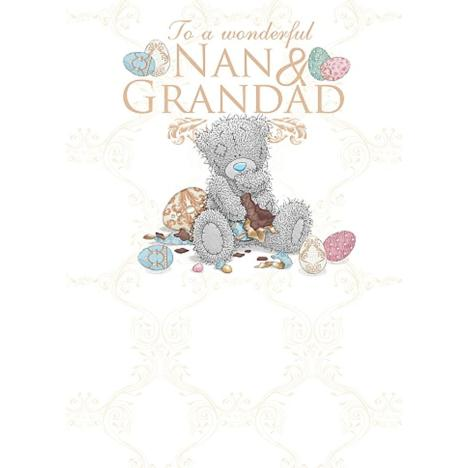Nan & Grandad Me to You Bear Easter Card  £1.69