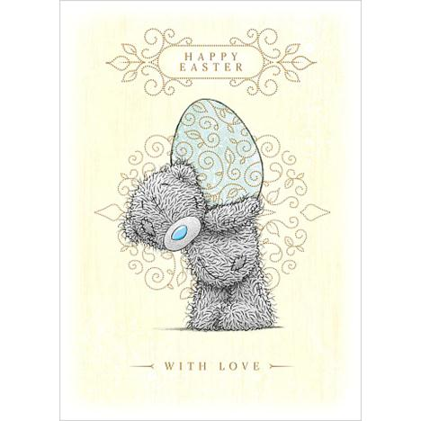 With Love Me to You Bear Easter Card   £1.69