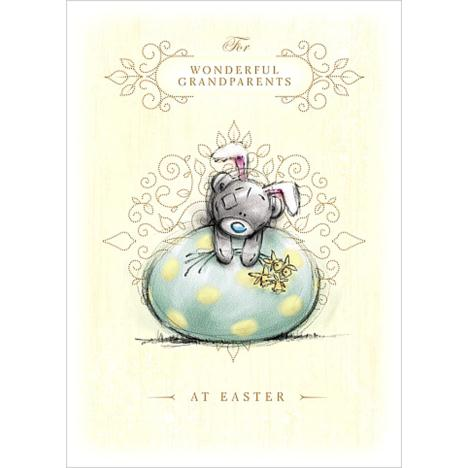 Wonderful Grandparents Me to You Bear Easter Card   £1.69