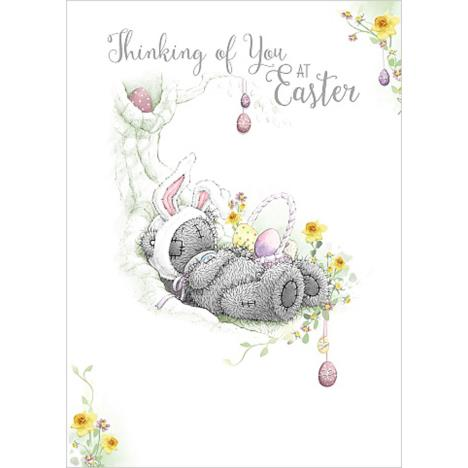 Thinking Of You Me to You Bear Easter Card  £1.69