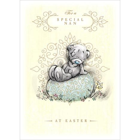 Special Nan Me to You Bear Easter Card  £1.69