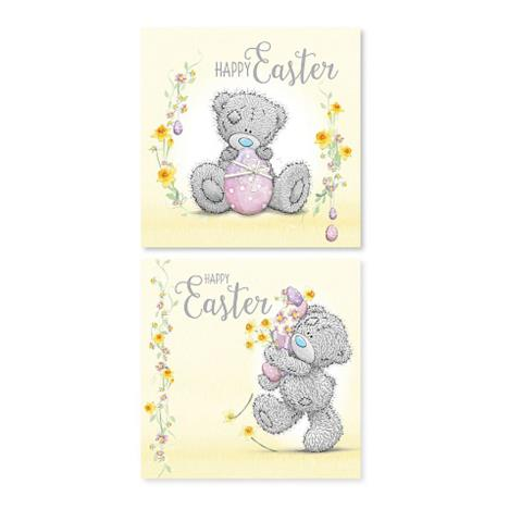 Happy Easter Me to You Bear Easter Cards (Pack of 6)  £2.49