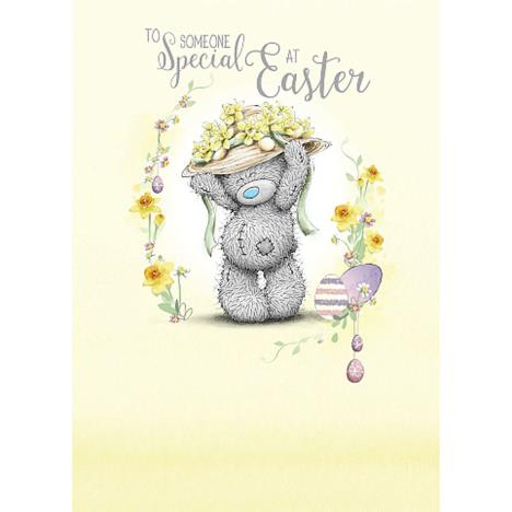 Someone Special Me to You Bear Easter Card  £1.69