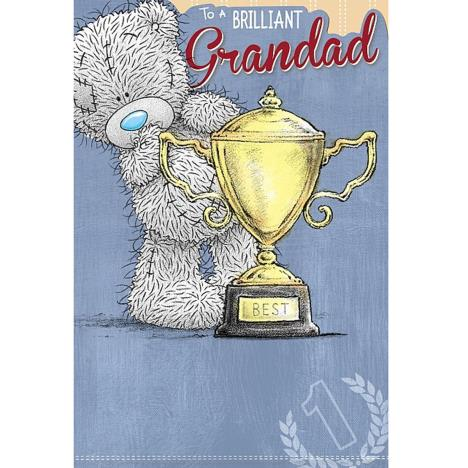 Brilliant Grandad Me to You Bear Fathers Day Card   £2.49