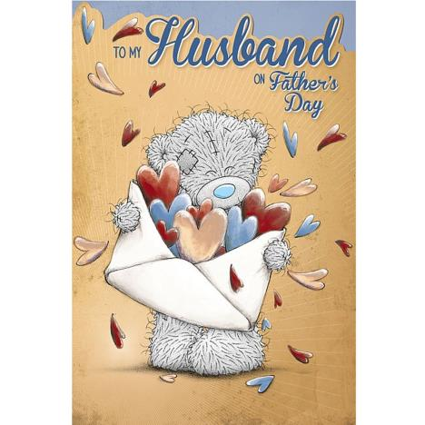 To My Husband Me to You Bear Fathers Day Card   £2.49