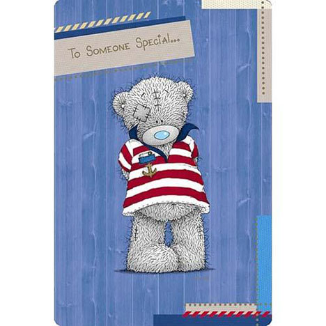 Someone Special Me to You Bear Fathers Day Card  £2.40