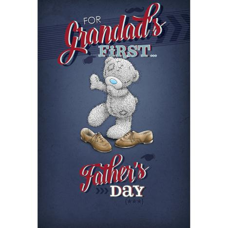 Grandads 1st Father Day Me to You Bear Card  £2.49