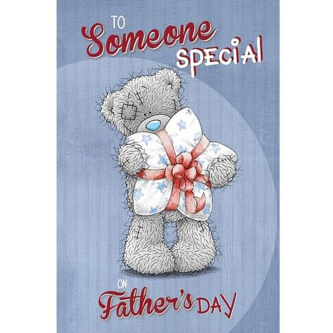 Someone Special Me to You Bear Fathers Day Card   £2.49