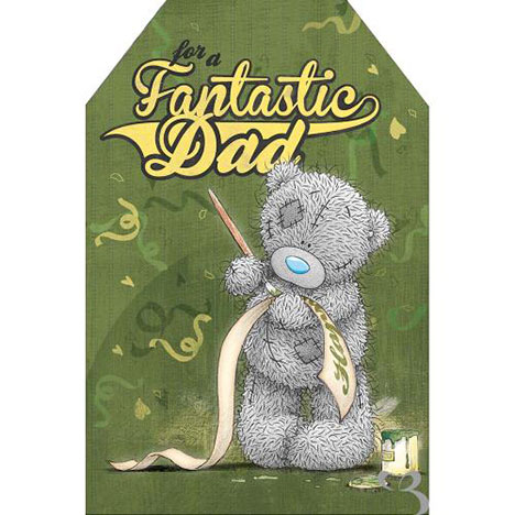 My Dad My Hero Me to You Bear Fathers Day Pop-Up Card  £3.59