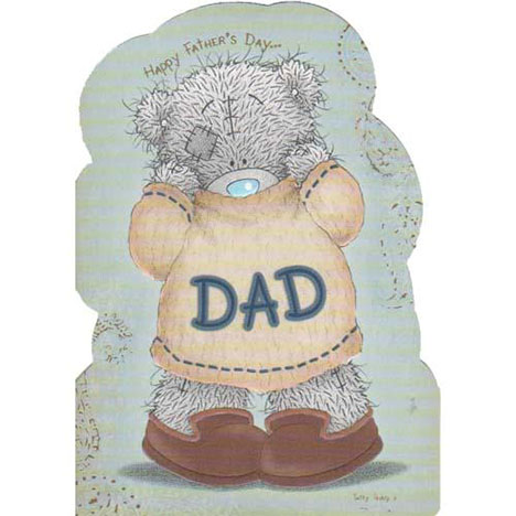 Dad in Jumper Me to You Bear Card  £1.80