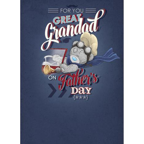 Great Grandad Me to You Bear Father Day Card  £1.79