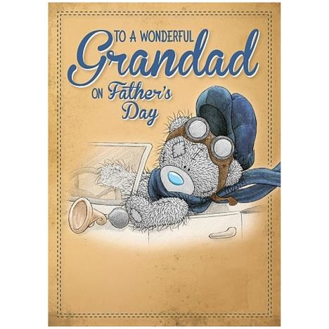 Wonderful Grandad Me to You Bear Fathers Day Card   £1.79