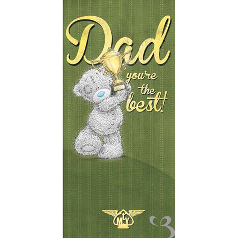 Best Dad Me to You Bear Father