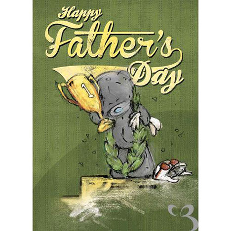 Happy Fathers Day Me to You Bear Card  £2.09