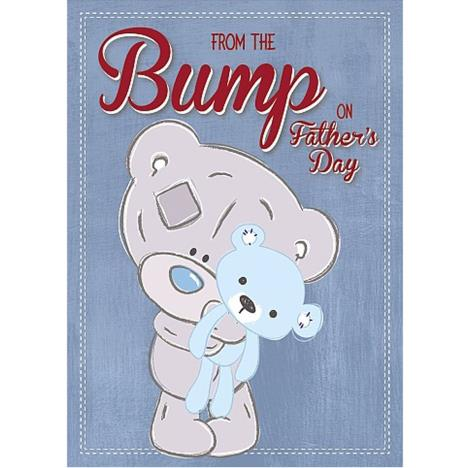 From the Bump Me to You Bear Fathers Day Card   £1.79