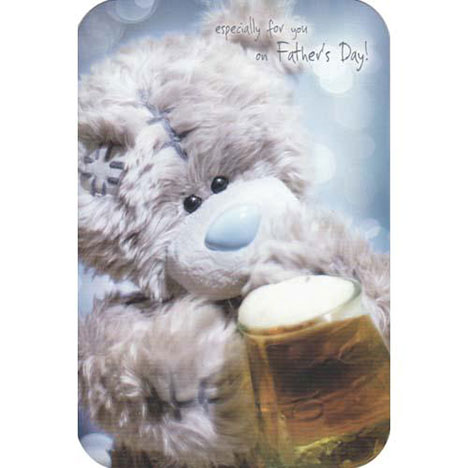 Fathers Day Me to You Bear Sketchbook Card  £2.40