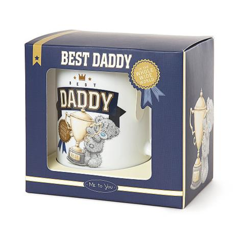 Best Daddy Me To You Bear Boxed Mug  £5.99