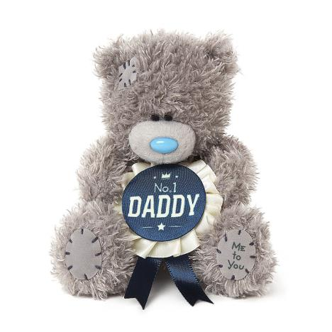 "4"" No.1 Daddy Rosette Me To You Bear  £5.99"
