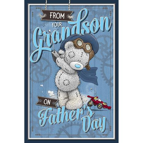 From Your Grandson Me To You Fathers Day Card  £1.89