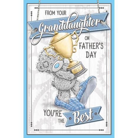 From Your Granddaughter Me to You Fathers Day Card  £1.89